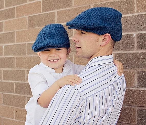 Crochet Pattern PDF - Seamus Scally Cap (Adult Sizes)