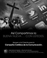 Catholic Communication Campaign - Print Ad Greyscale - Spanish