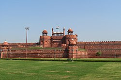 Red Fort, Delhi by alexfurr.jpg