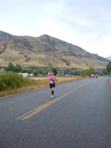 Top of Utah Marathon 147