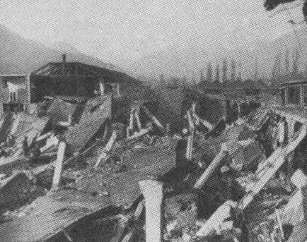 RIV - Dopo bombardamento