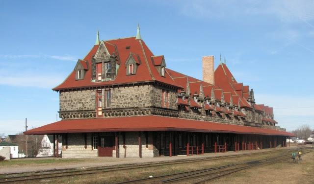 McAdam Station