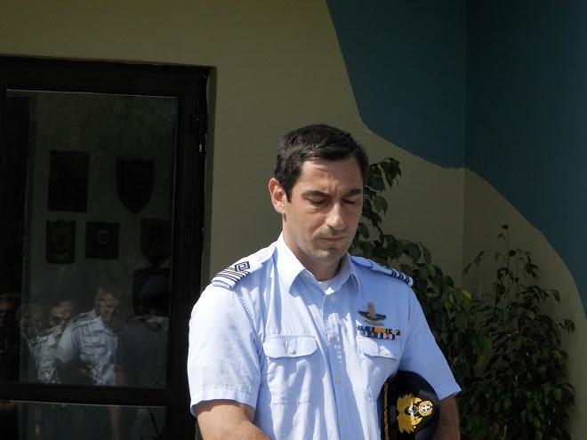 Περίλυπος ο διοικητής κ. Παπαχρήστος,  μετατίθεται στην Ανδραβίδα