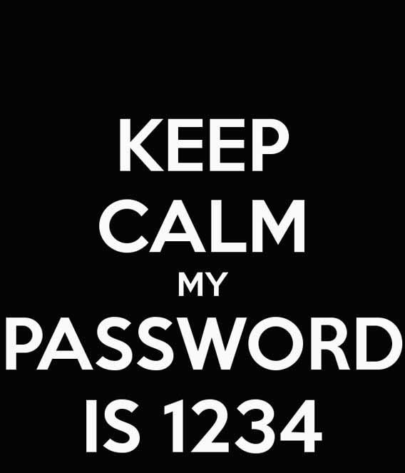 keep-calm-my-password-is-1234