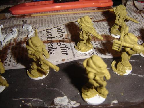 Power Armour - Base Coat
