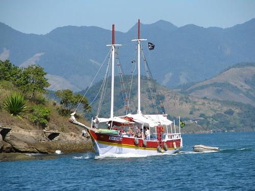 schooner Parati