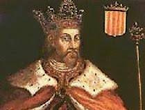 Pere II el Gran, fill de Jaume I, va ser un monarca guerrer, però també un bon trobador.
