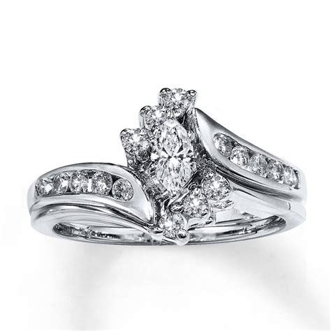 15 Ideas of Marquise Cut Diamond Wedding Rings Sets