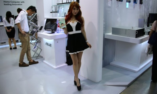 Booth Babes Computex 2014 (15)