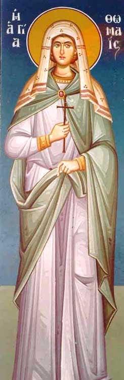 img ST. THOMAIS of Alexandria, Martyr,