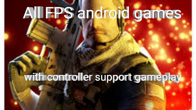 Android Fps Games With Controller Support
