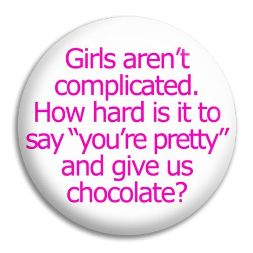 Girls Arent Complicated Quote Quote Number 669696 Picture Quotes