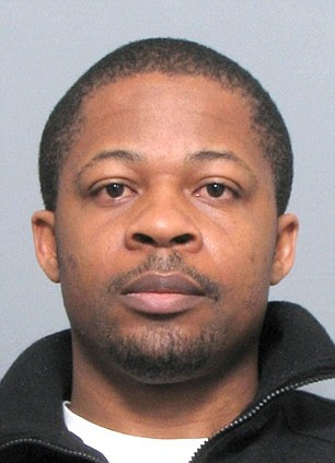 Co-conspirators: Ikechukwu Egbe, 33, was jailed after being involved in another sham marriage with Basco-Porkolab