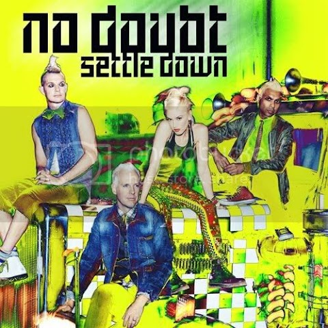 settle down, il nuovo singolo dei no doubt