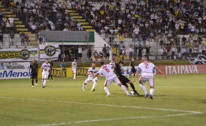 Estádio Frasqueirão - ABC x Salgueiro - Copa do Nordeste (Foto: Jocaff Souza/GloboEsporte.com)