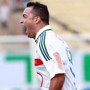 No Palmeiras, Daniel Carvalho não treinou nesta quinta e pode ser desfalque contra o Corinthians
