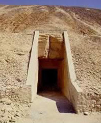 Image result for tomb entrance egypt