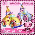 Clown In Car Script
