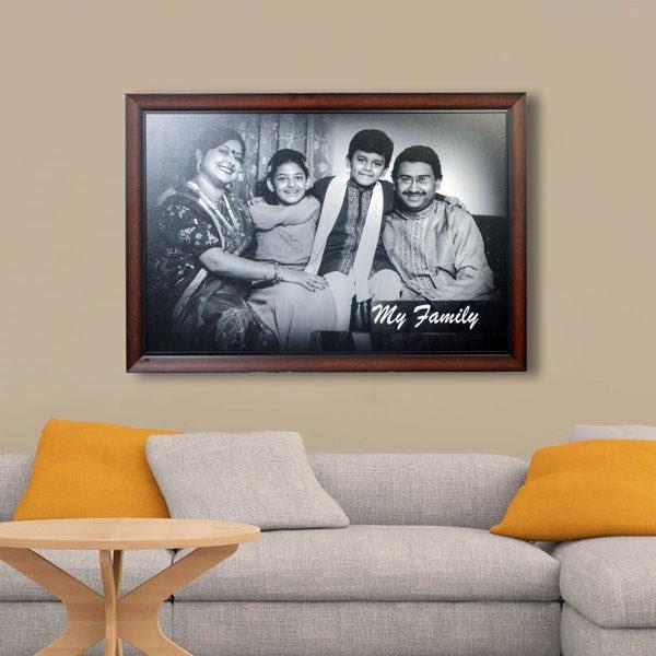 Wall My Family Frame 322 Photoexpressin