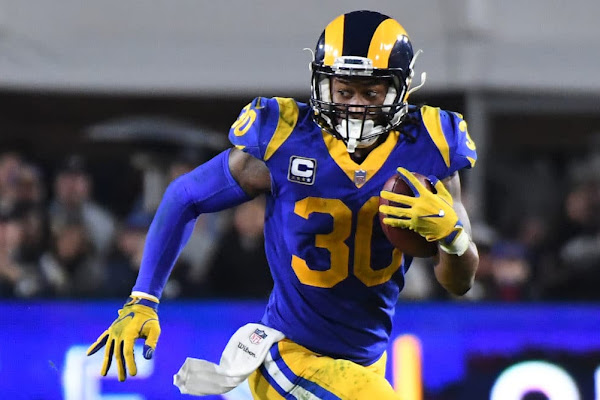 ff7faa10c9c Rams' Super Bowl throwback uniforms a nod to franchise's Los Angeles history