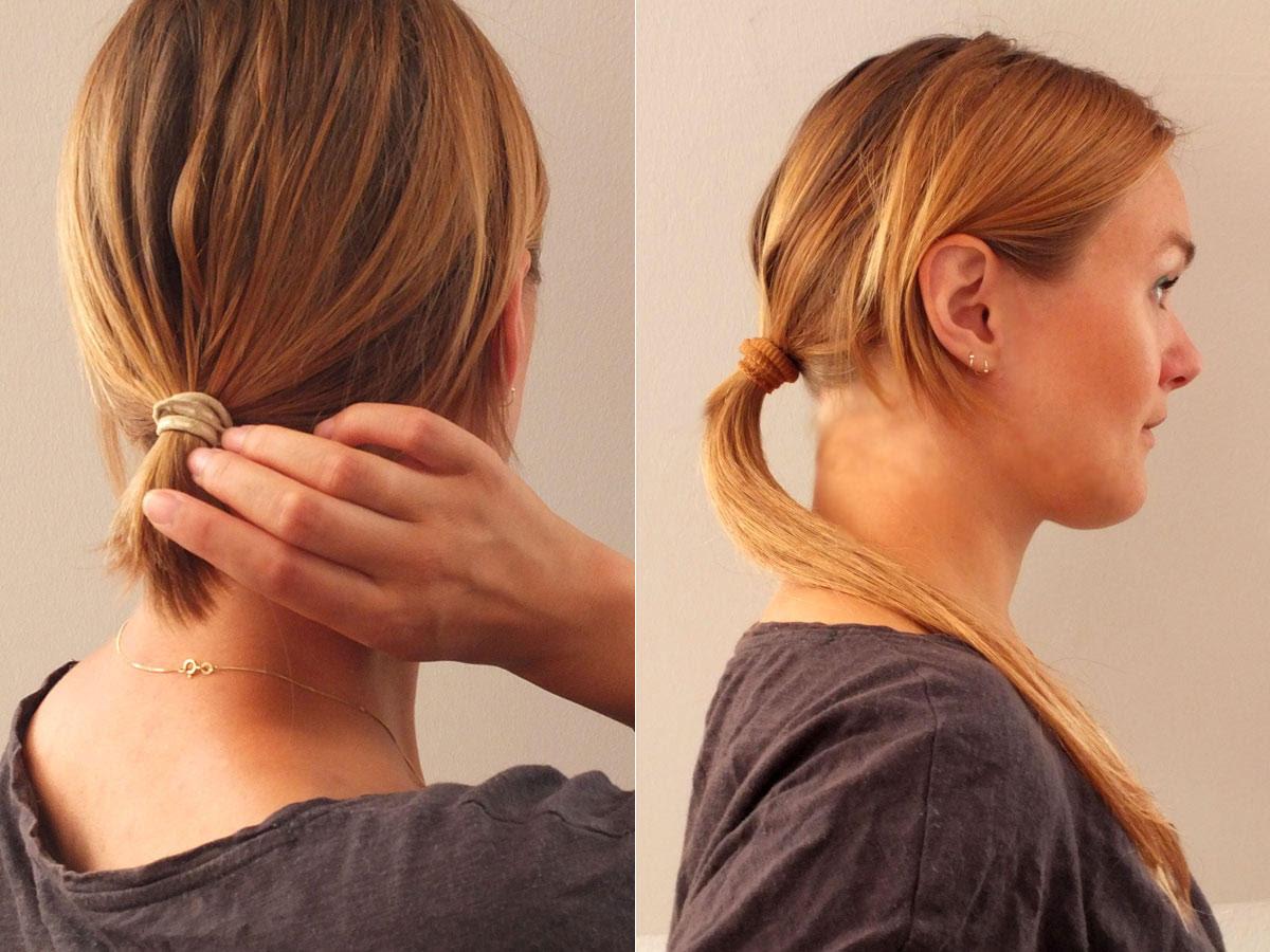 Lange Ohne Haare Extensions
