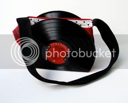 Records Handbags