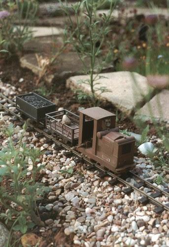 Ruston and wagons