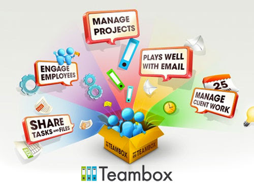Teambox : Mange your projects