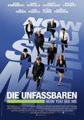 Die Unfassbaren - Now You See Me Filmplakat