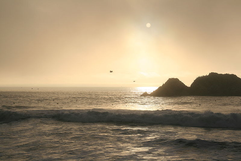 File:Foggy sunset at Land's End.jpg