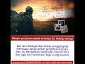 Tahapan perjalanan setelah kematian, 02: Padang mahsyar