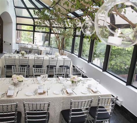A Cool, Unique & Intimate Wedding Venue in Toronto by La