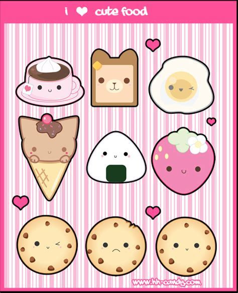 Kawaii Food :3 images §?§ wallpaper and background photos