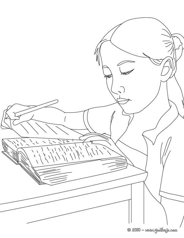 Dibujos Para Colorear Maestros Y Alumnos A La Escuela Dibujos Para