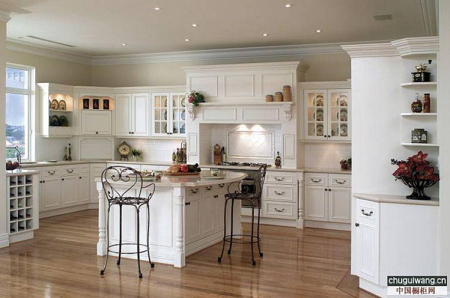 DIY Project: Painting Kitchen Cabinets White - My Kitchen ...