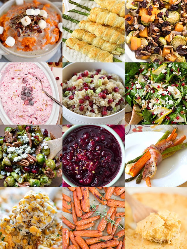 Most Popular Christmas Dish For Pot Luck - Best 21 Side Dishes for Christmas Potluck - Most Popular ...