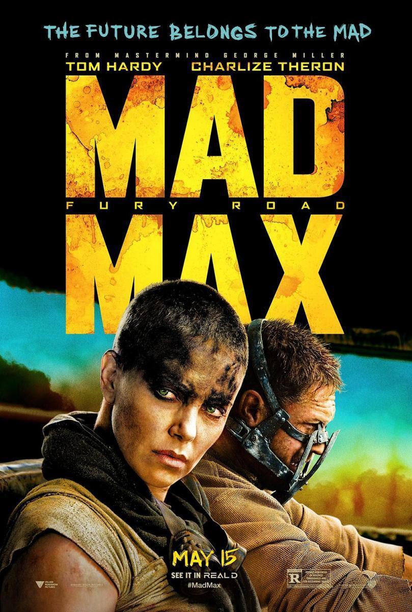 película, Mad Max Fury Road, Mad Max Furia en al carretera,