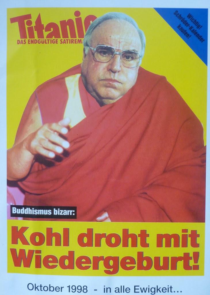 Buddhismus bizarr