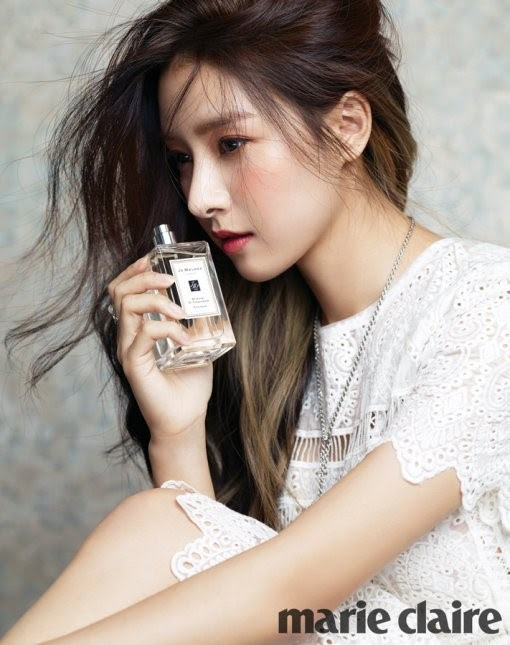 Kim So Eun Looks Like a Stunning Goddess in Marie Claire ...