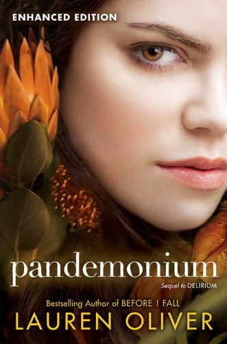 Pandemonium Enhanced Ebook (Delirium) by Lauren Oliver