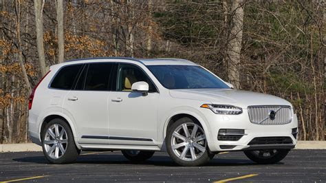 2017 Volvo XC90 Review: Just don?t pick the PHEV