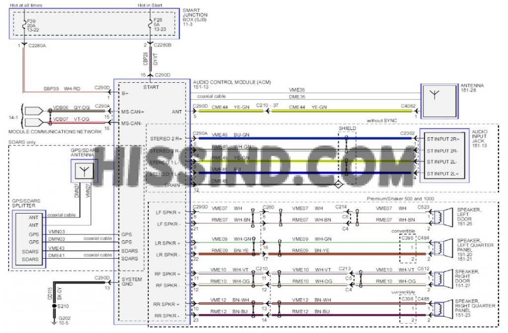 2014 Mustang Wiring Schematics Wiring Diagram Provider Provider Frankmotors Es