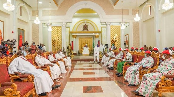 Obaseki Disrespected The Oba Of Benin By Wearing A Cap To The Palace – Oshiomole