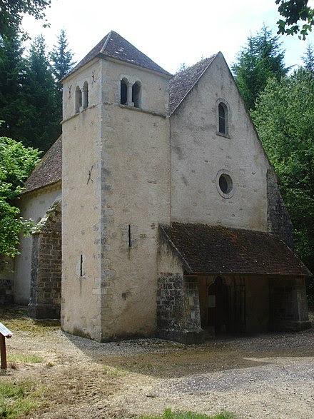 La chapelle Saint-Lazare.