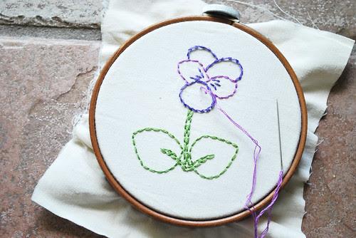 restless violet