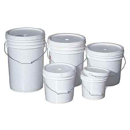 food grade pails food grade buckets  gallon food