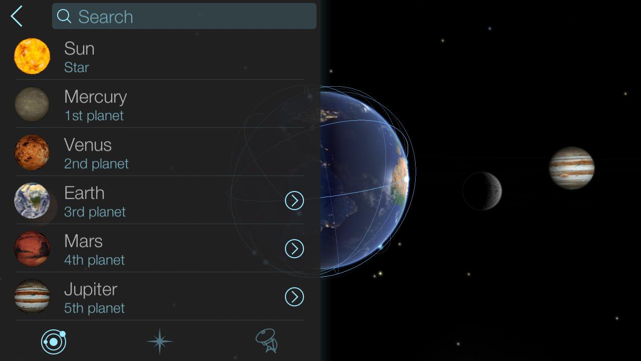 Solar Walk Lite Planetarium Apk Thing Android Apps
