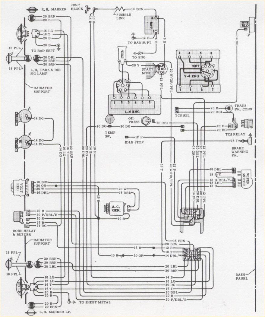 1968 Camaro Dash Wiring Diagram Wiring Diagrams Connection Connection Miglioribanche It