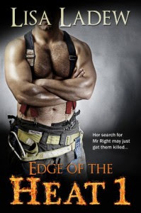 Edge of the Heat - Lisa Ladew