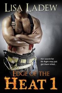 Edge of the Heat - Lisa Ladew